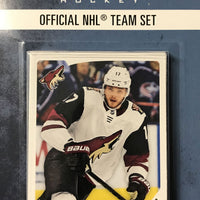 Arizona Coyotes 2018 2019 Upper Deck PARKHURST Factory Sealed Team Set