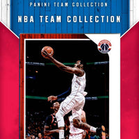 Washington Wizards 2018 2019 Hoops Factory Sealed Team Set