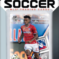FC Dallas 2018 Topps Factory Sealed Team Set