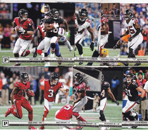 Atlanta Falcons  2018 Panini Factory Sealed Team Set
