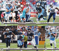 Tennessee Titans 2018 Panini Factory Sealed Team Set