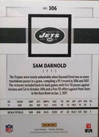 New York Jets 2018 Panini Factory Sealed Team Set Featuring Sam Darnold Rookie