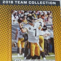 Pittsburgh Steelers 2018 Panini Factory Sealed Team Set