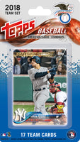 American League All Star Standouts 2018 Topps Factory Sealed 17 Card Team Set