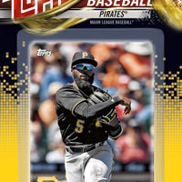 Pittsburgh Pirates  2018 Topps Factory Sealed 17 Card Team Set