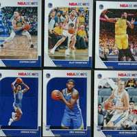 Golden State Warriors  2019 2020 Hoops Factory Sealed Team Set