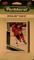 New Jersey Devils  2019 2020 Upper Deck PARKHURST Factory Sealed Team Set