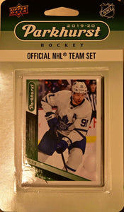 Toronto Maple Leafs 2019 2020 Upper Deck PARKHURST Factory Sealed Team Set