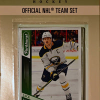 Buffalo Sabres 2019 2020 Upper Deck PARKHURST Factory Sealed Team Set