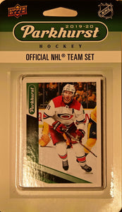 Carolina Hurricanes 2019 2020 Upper Deck PARKHURST Factory Sealed Team Set