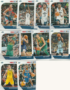 Utah Jazz  2019 2020 Hoops Factory Sealed Team Set