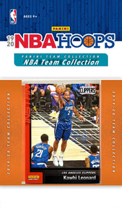 Los Angeles Clippers 2019 2020 Hoops Factory Sealed Team Set