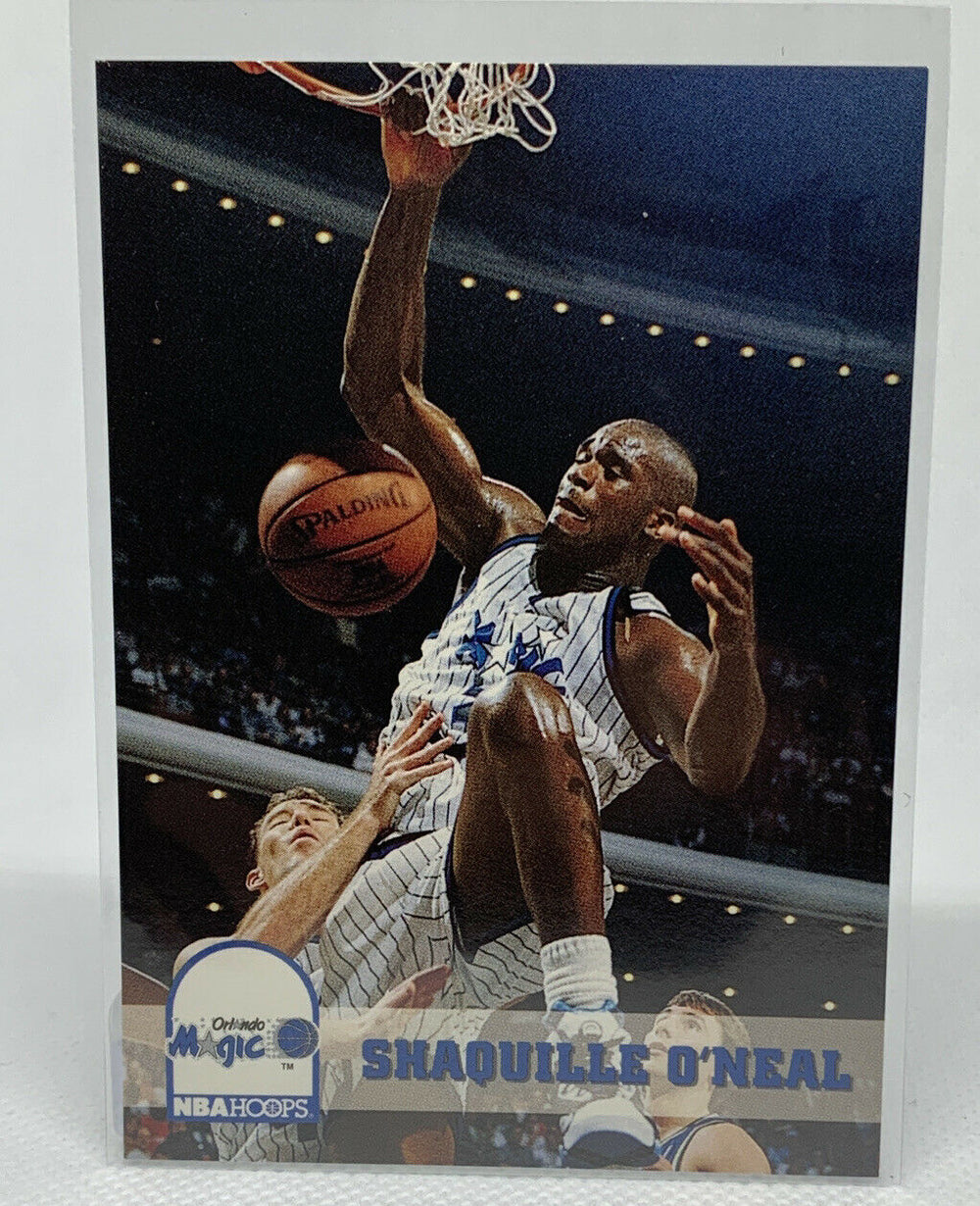Shaquille O'Neal 1993 1994 Hoops Series Mint Card #155