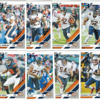 Chicago Bears  2019 Donruss Factory Sealed Team Set