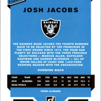 Oakland Raiders 2019 Donruss Factory Sealed Team Set