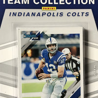 Indianapolis Colts  2019 Donruss Factory Sealed Team Set