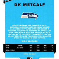 Seattle Seahawks 2019 Donruss Factory Sealed Team Set Featuring DK Metcalf Rated Rookie Card #313 Plus