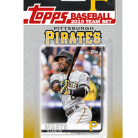 Pittsburgh Pirates  2019 Topps Factory Sealed 17 Card Team Set
