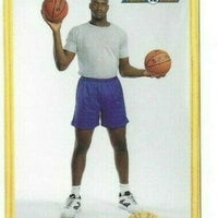Shaquille O'Neal 1993 Classic Draft Picks Flashbacks Series Mint Card #104