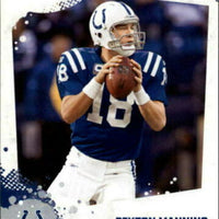 Peyton Manning 2010 Score Series Mint Card #128