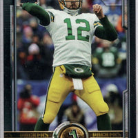 Aaron Rodgers 2015 Topps Mint Card #357