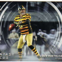 Ben Roethlisberger 2015 Topps Fantasy Focus Series Mint Card  #FF-BR