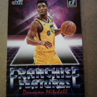 Donovan Mitchell 2018 2019 Donruss Franchise Features Series Mint Card  #29