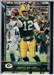 Aaron Rodgers 2015 Topps Mint Card #303