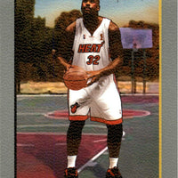 Shaquille O'Neal 2006 2007 Topps Turkey Red Series AD PARALLEL Mint Card #40