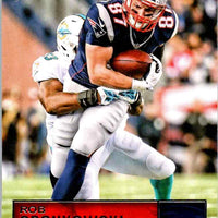 Rob Gronkowski 2016 Panini Prestige NFL Football Mint Card #119