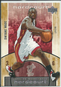 Dwyane Wade 2005-06 Upper Deck Hardcourt Series Mint Card #43