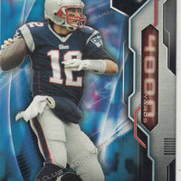 Tom Brady 2015 Topps 4,000 Yard Club Series Mint Card #4KYC-TB