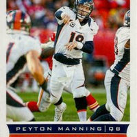 Peyton Manning 2013 Score Series Mint Card #61