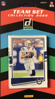 Indianapolis Colts 2020 Donruss Factory Sealed Team Set with Jonathan Taylor Rated Rookie