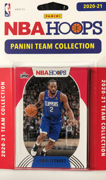 Washington Wizards 2020 2021 Hoops Factory Sealed Team Set Rookie cards of Deni Avdija and Cassius Winston
