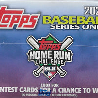 2020 Topps Baseball Series One Blaster Box