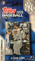 New York Yankees 2020 Topps Factory Sealed 17 Card Team Set