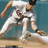Cal Ripken Jr. 1994 Pinnacle Series Mint Card #50