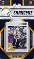 Los Angeles Chargers  2011 Score Factory Sealed Team Set