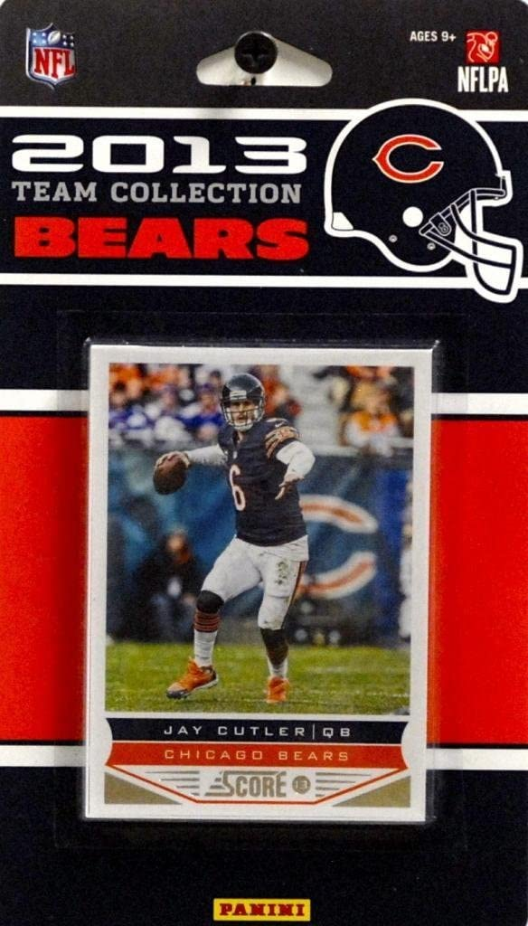 Chicago Bears  2013 Score Factory Sealed Team Set