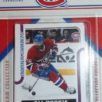 Montreal Canadiens  2011 / 2012 Score Factory Sealed Team Set