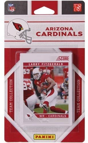Arizona Cardinals 2011 Score Factory Sealed Team Set