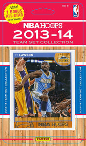 Denver Nuggets 2013 2014 Hoops Factory Sealed Team Set