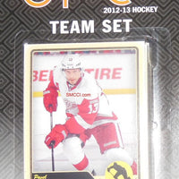 Detroit Red Wings 2012 / 2013 O Pee Chee  Factory Sealed Team Set