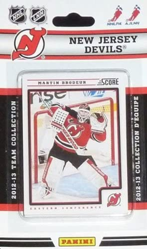 New Jersey Devils  2012 / 2013 Score Factory Sealed Team Set