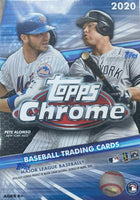 2020 Topps CHROME Baseball Series Blaster Box with Sepia Refractors  LIMIT of 20 boxes per customer