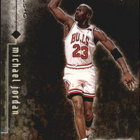 Michael Jordan 1998-99 Upper Deck Black Diamond Basketball Series Mint Card #8