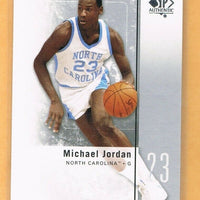 Michael Jordan 2010-11 Upper Deck SP Basketball Series Mint Card #1