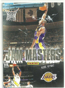 Kobe Bryant 2009 2010 Panini Jam Masters Basketball Series Mint Card #5