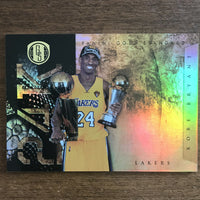 Kobe Bryant 2011 2012 Panini Gold Standard Serial #273/299 Basketball Series Mint Card #15